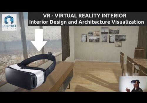 VR - Virtual Reality | 3D Architecture Visualization | 3D Interior Design