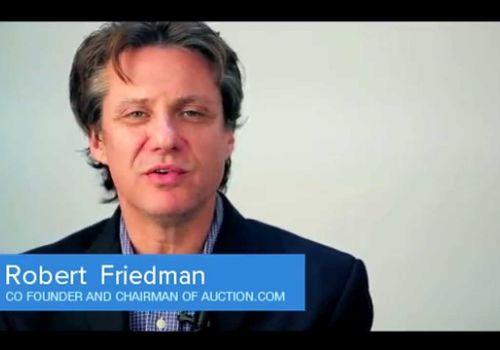 Clavax Technologies Testimonial by Robert Friedman, Co-founder and Chairman Auction.com