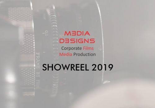 MEDIA DESIGNS SHOWREEL 2019