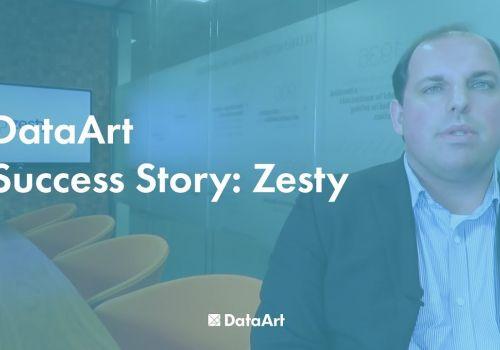DataArt Success Story: Zesty