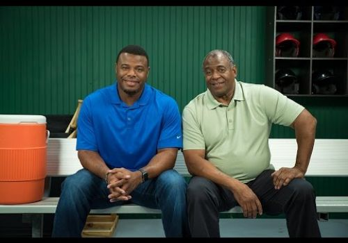 Nationally Aired PSA - Bayer Commercial (Ken Griffey Jr. & Sr.)