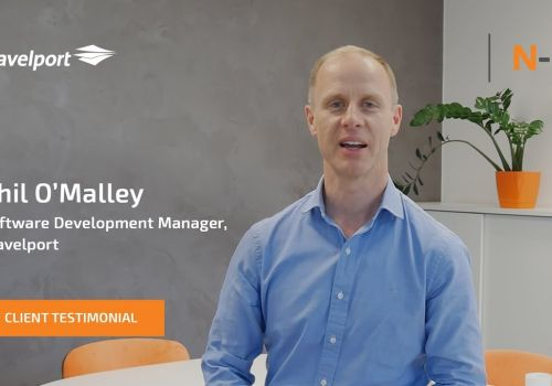 Phil O'Malley - N-iX and Travelport Experience