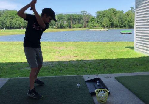 Paradise Family Golf in Middleton Massachusetts