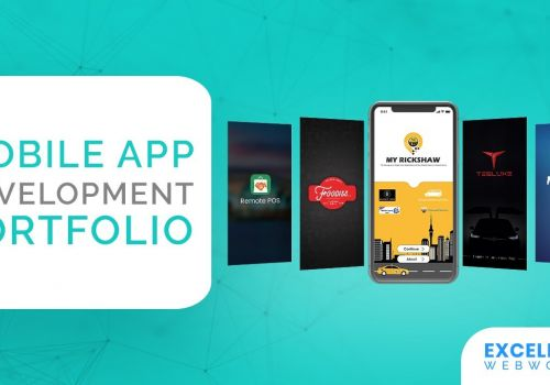 Mobile App Development Portfolio :: Excellent Webworld