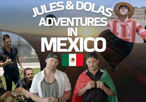Edelman's & Amendola's Adventures in Mexico! | NFL Going Global ✈️ 🏈 🌎