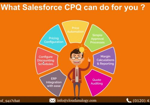 What Salesforce CPQ Can Do for You | Webinar