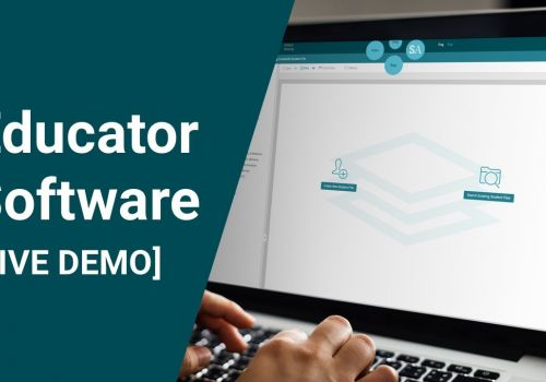 Software for Educators [Live Demo]