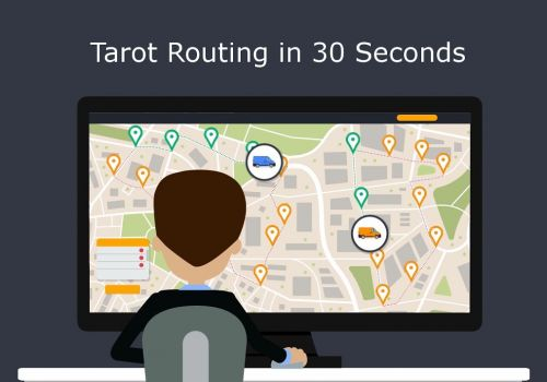 Tarot Routing in 30 seconds