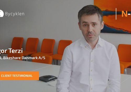 Igor Terzi - N-iX and Bycyklen Experience