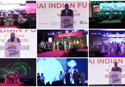 Thai India Fun Fair 2019 Glimpse