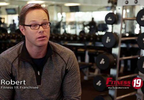 Fitness19 testimonial