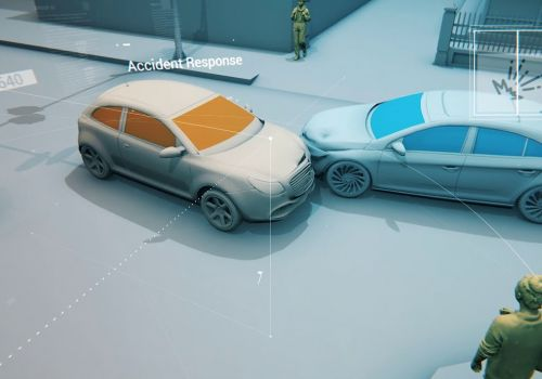 Future Tech: Blockchain Transportation Video Commercial