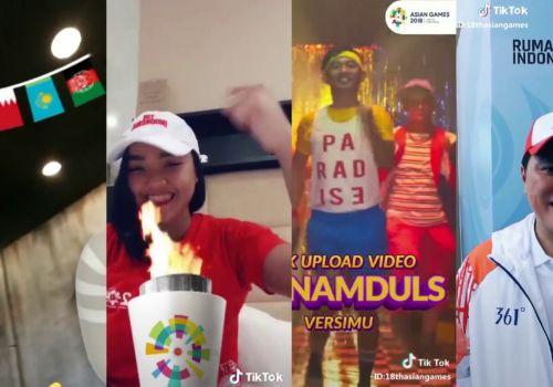 Asian Games X TikTok - Case Study