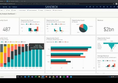 Quick Tour of Dynamics 365 CRM, Led by Top Microsoft Partner