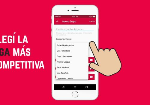 Show Prode - Soccer Prode Mobile App (iOS and Android)