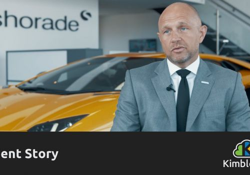 Client Story: Shorade Accident and Repair Centre in Cannock