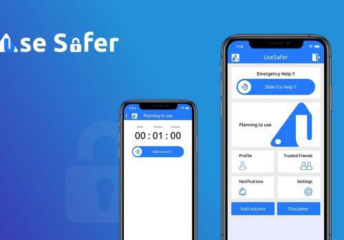 UseSafer App Demo Video