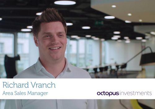 TTMC Client, Richard Vranch, Octopus Investments