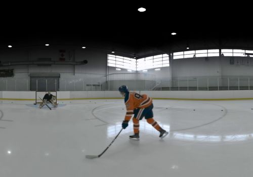 The CONNOR McDAVID 360 JETSPEED EXPERIENCE