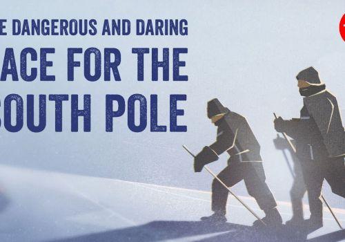 The dangerous race for the South Pole - Elizabeth Leane