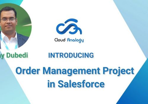 Order Management Project in Salesforce™
