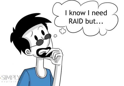 G Tech Raid Video