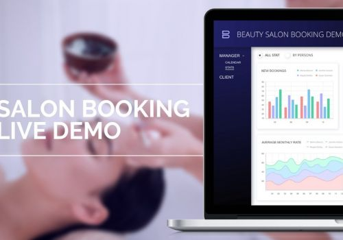 Online Booking System for Salons [Live Demo] - XB Software