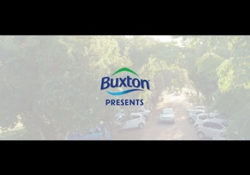 Buxton Water presents 'Naturally Pumped Up'