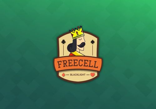 FreeCell Solitaire By BlackLight