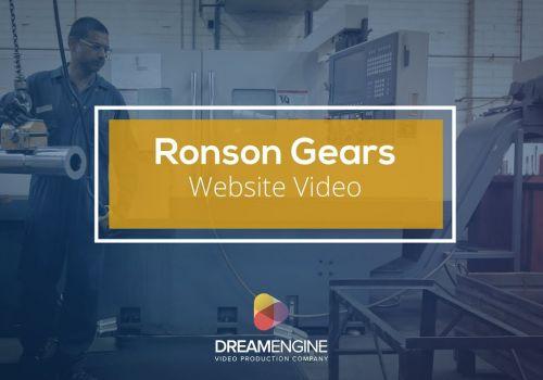 Industrial Video 2018: Ronson Gears 4k