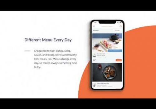 𝐀𝐩𝐩𝐢𝐧𝐠𝐢𝐧𝐞 I Munchery Chef App