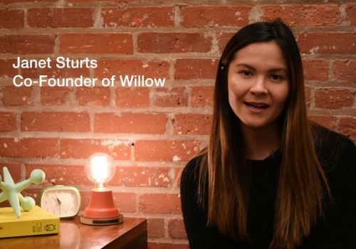 Making It App'n with Janet Sturts, Co-Founder of Willow