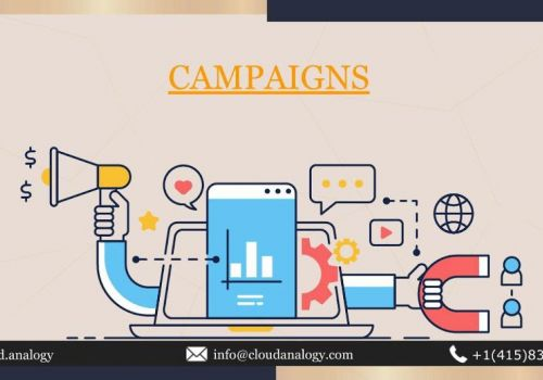 Campaign - Webinar by #Cloudanalogy
