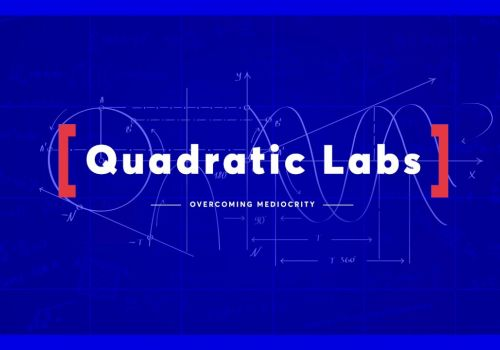 Pitch Deck for Qadratic Labs startup