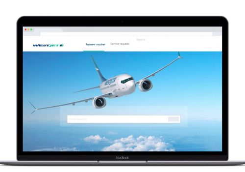 Wesjtjet lounge portal and rewards dashboards