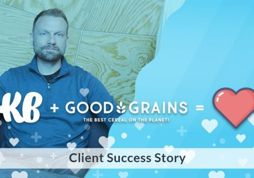 KlientBoost Review - Good Grains Client Success Story