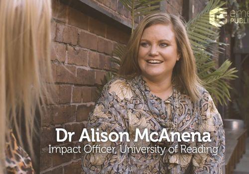 International Women's Day – Alison McAnena