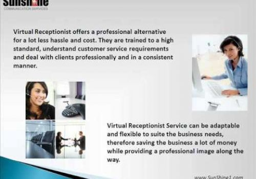 Answering Services | A Virtual Receptionist Service For Your Business