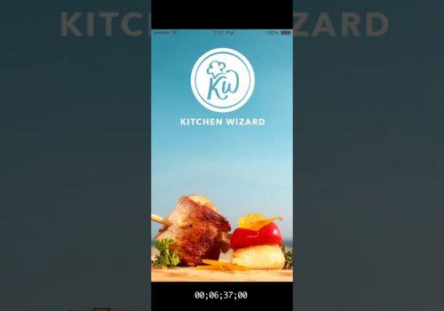 Kitchen Wizard Demo Video