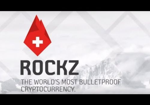 ROCKZ Platform ⚡ WORLD'S MOST BULLETPROOF CRYPTOCURRENCY by Alprockz AG