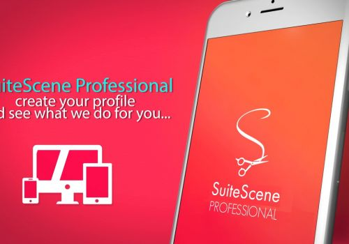 SuiteScene - the beyond Instant Booking Beauty app