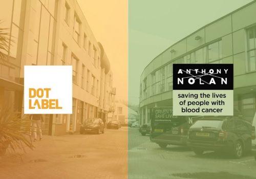 Anthony Nolan UX Case Study - By DotLabel Digital UX Agency