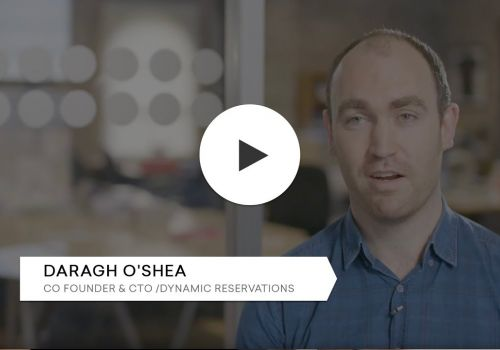 Testimonial: Daragh O'Shea, Co Founder & CTO of Dynamic Reservations | Binary Studio