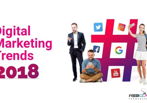 The Digital Marketing Trends of 2018 To Boost Your Business