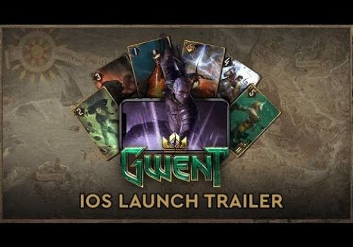 GWENT: The Witcher Card Game | iOS Launch Trailer