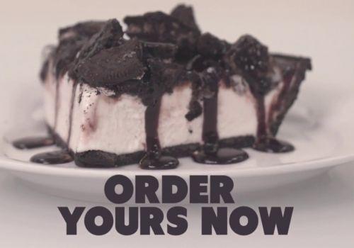 Conrad's Confectionary Vanilla Oreo Pie