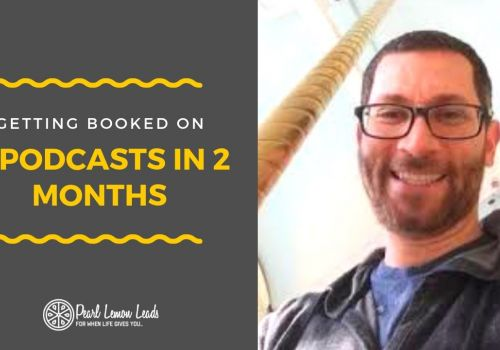 12 Podcast Bookings In 2 Months | Lead Generation Case Study | Pearl Lemon Leads