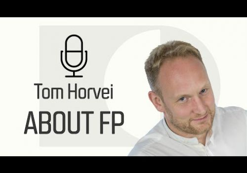 An interview with Tom Horvei | About FP | Future Processing