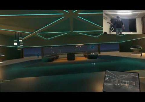 Tintash FPS Prototype (NeonShooter VR) - HTC Vive