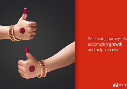 Unique Corporate Brochure Design That Pull Investors Through A Journey